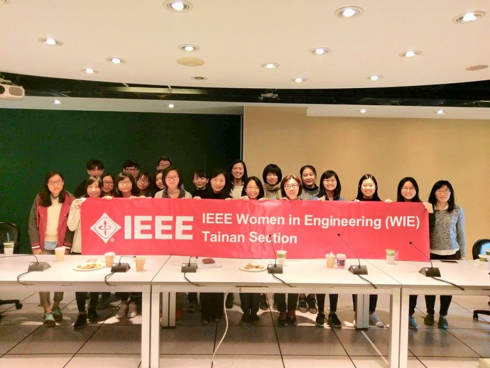 WIE(Women in Engineering)座談會